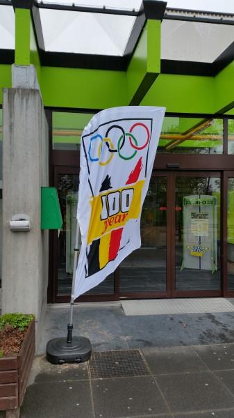 Openingsceremonie Olympische Sportdag 1-2