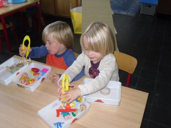 Fabulous Vrije basisschool 'Sint-Denijs' Kalken | Fijne motoriek oefeningen #OI62
