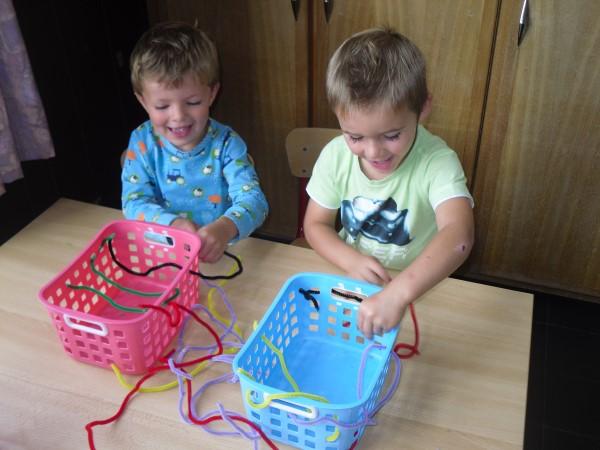 Bekend Vrije basisschool 'Sint-Denijs' Kalken | Fijne motoriek oefeningen &EA11