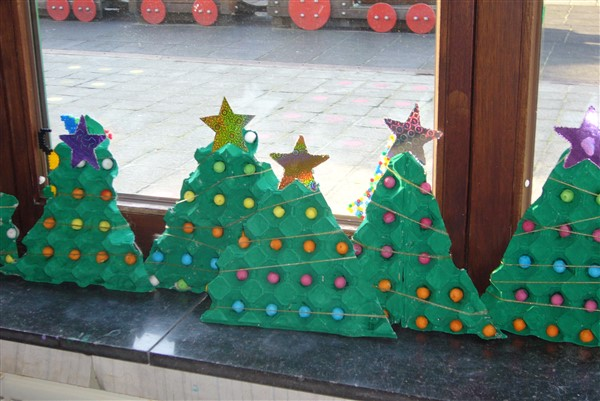 Kerstmis in onze klas  K2a