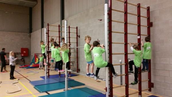 Gymnastiekland SVS voor L1 en L2