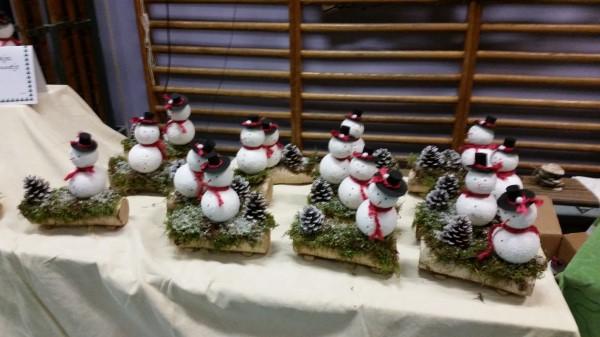 Voorbereiding kerstmarkt