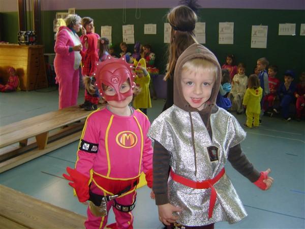 Carnaval op de kleuterschool!