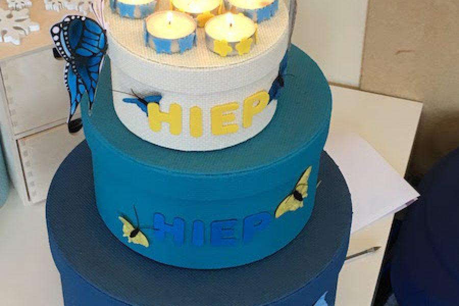 Verjaardagskliekjes uit de Vlinderklas