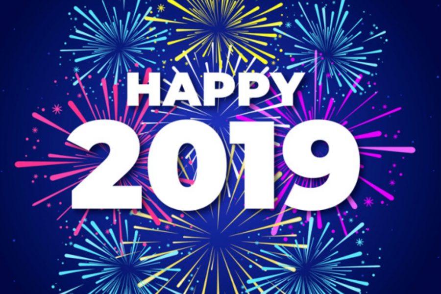 Happy 2019! (1LA)