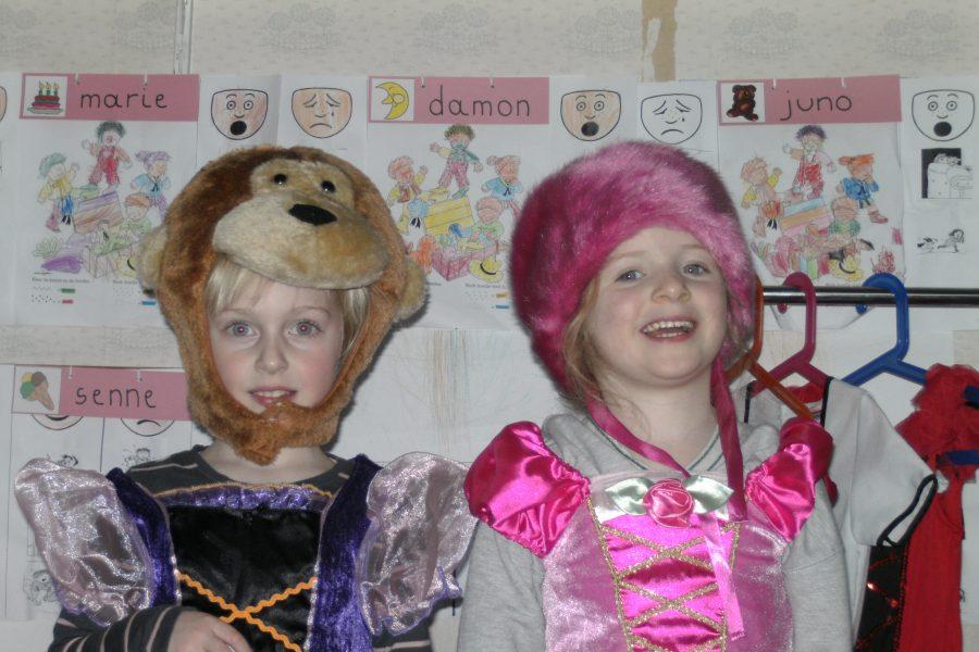 Carnaval beleven in de klas