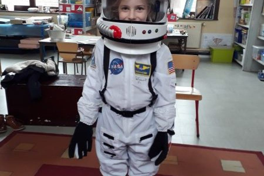 Echte astronauten!