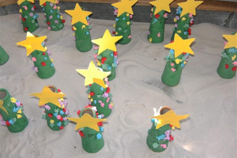 Kerst in de klas