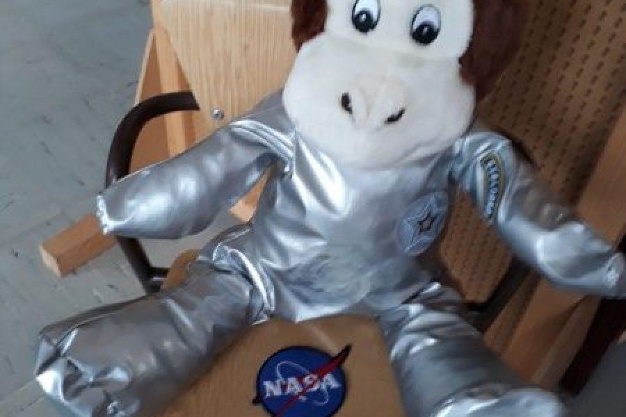Astronauten in onze klas!