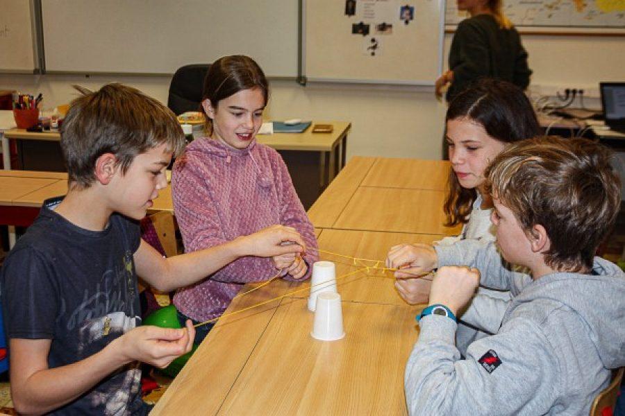 Leren samenwerken in groep