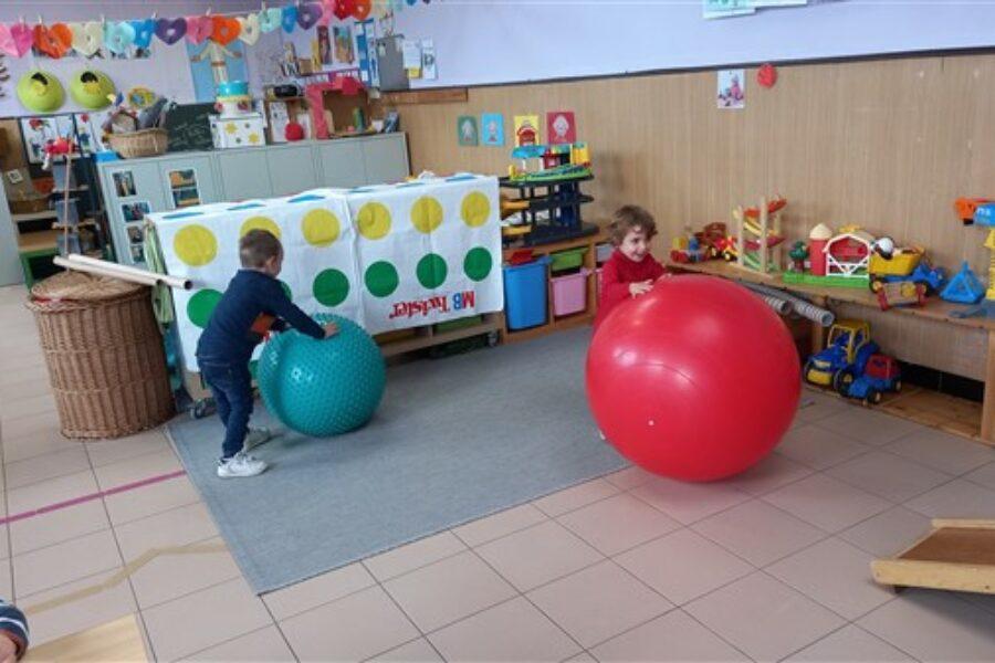 Thema: Ballen en ballonnen